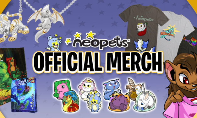 Neopets Announces Artist Partnership Program and New Merchandise