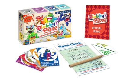 Blobby's Pizza: Teaching Fractions with Monsters
