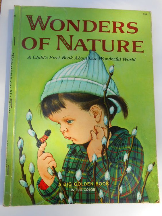 Wonders of Nature-Nature books for kids