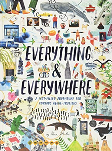 Everything and Everywhere:Nature books for kids
