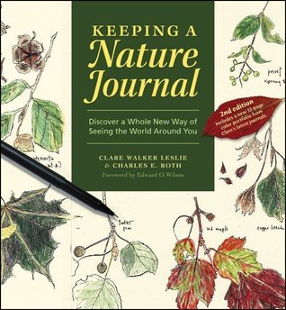 Keeping a Nature Journal- Nature books for kids