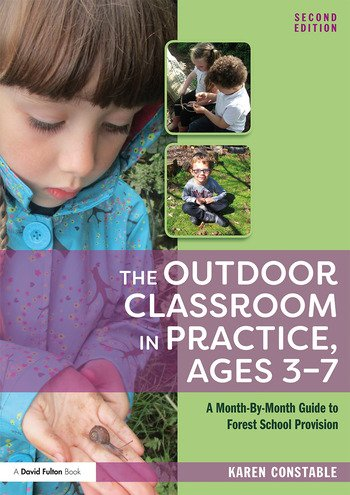 The Outdoor Classroom in Practice-Nature books for kids