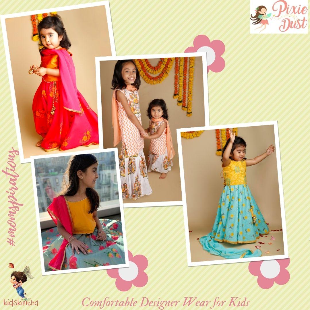 indian ethnic kidswear