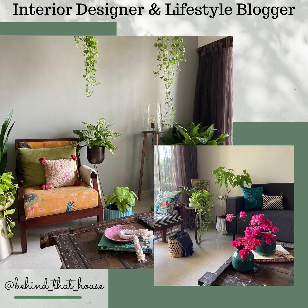 interior designer Meenakshi Kapoor