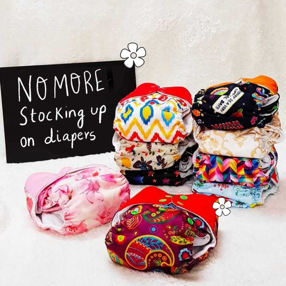 Superbottoms cloth diapering