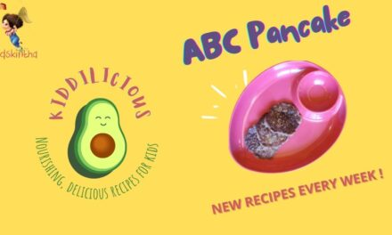 Kiddilicious Easy Recipe for Kids: This week…ABC Pancakes!!