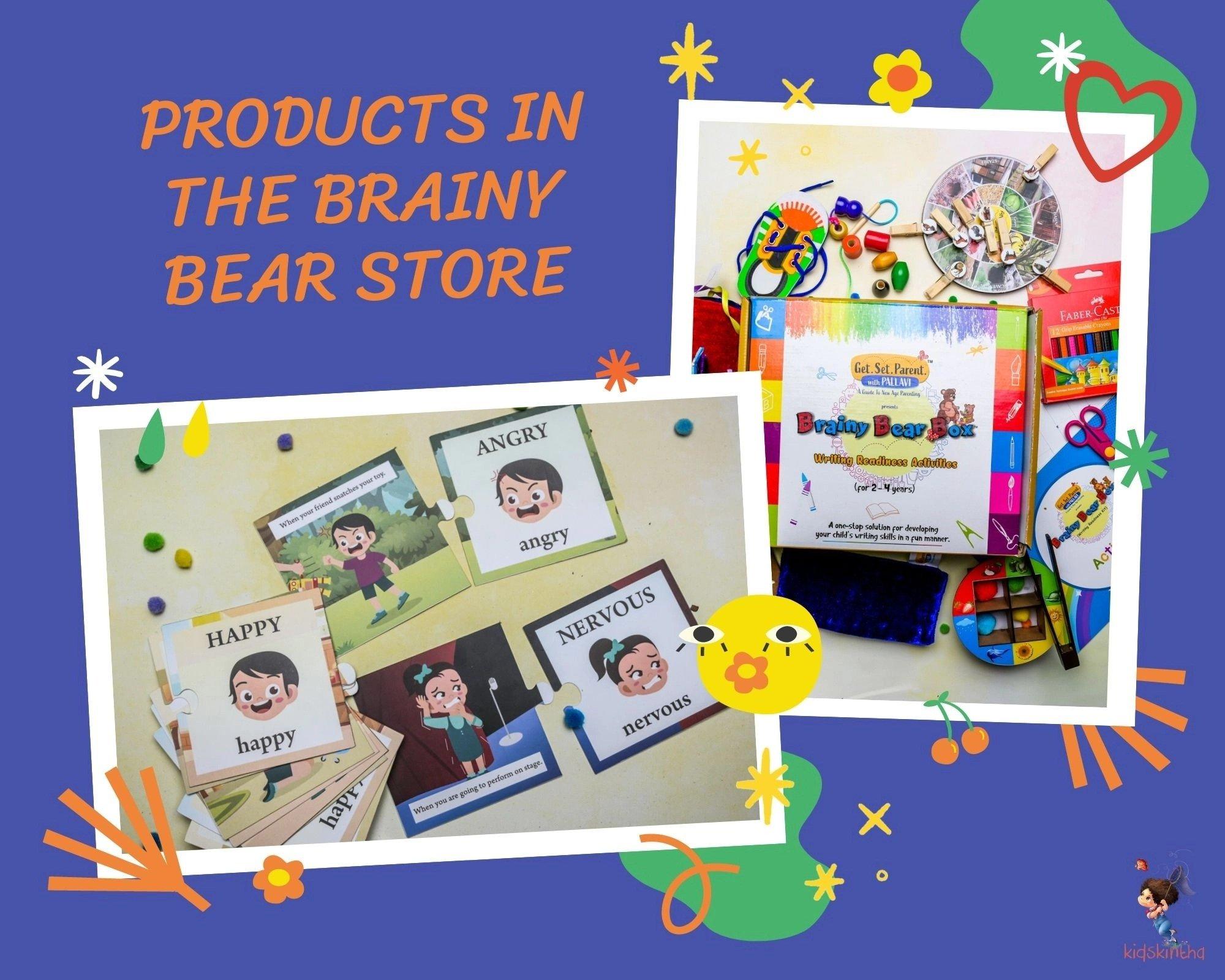 Brainy Bear Store