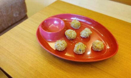 Mango Coconut Bites in #Kiddilicious: Nourishing, delicious recipes for kids every week.