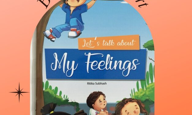 Let's Talk About My Feelings: An Emotional Intelligence Book for Kids