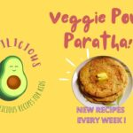 This Week in Kiddilicious Recipes For Kids:  Veggie Power Paratha