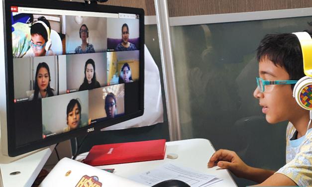 How 2 Women Built Global Live Online Learning Pods Focused on STEAM Education